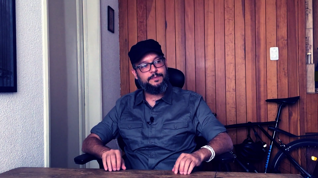Entrevista con Julián Woodside: «La creatividad tiene que dialogar»